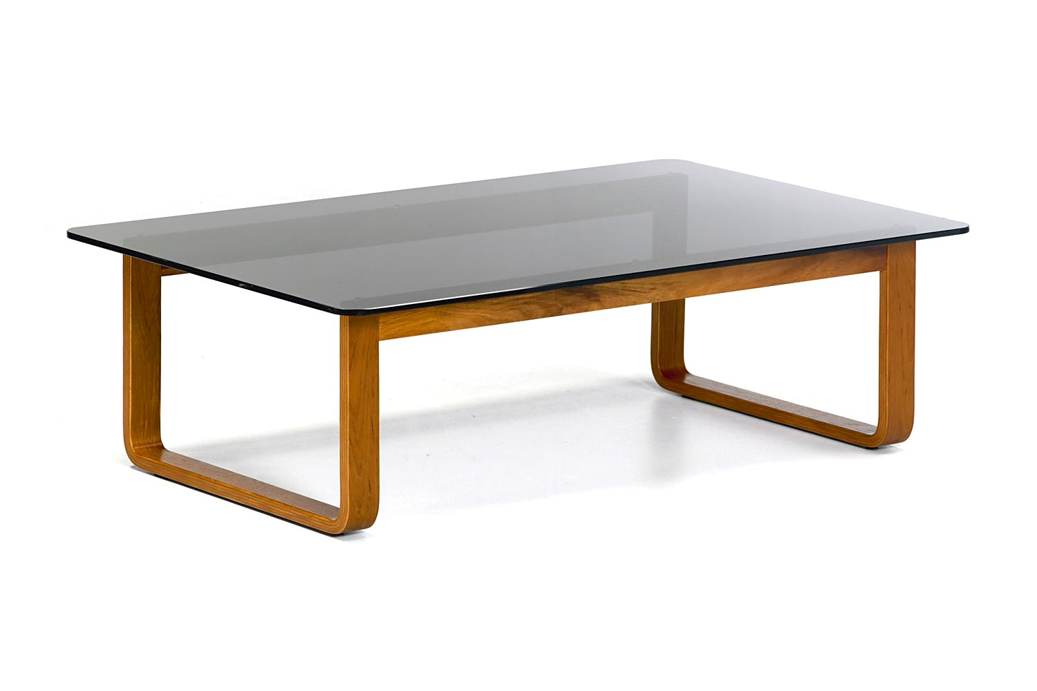 Ct4 L Glass Top Coffee Table