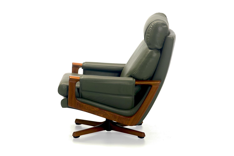 T21 Swivel Chair Amp Footstool Tessa Furniture