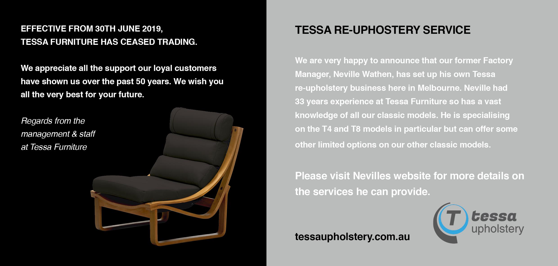 Furniture Repair, Recovery & Restoration Tessa Furniture